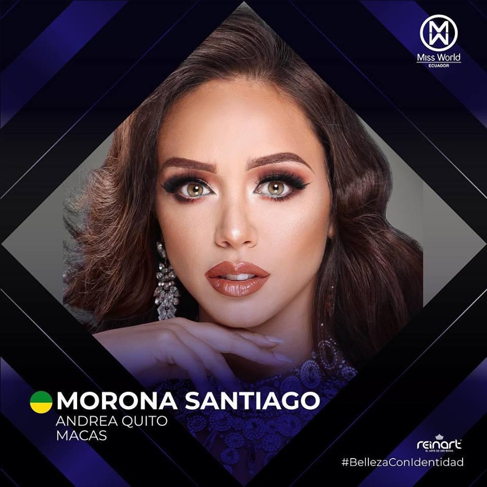 candidatas a miss world ecuador 2019. final: 27 de abril. T7jwo469