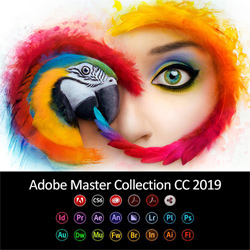 Adobe Master Collection CC 2019 v 4 by m0nkrus ENU/RU x64 | Board4All