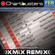 X-Mix Chartbusters (February 2019)