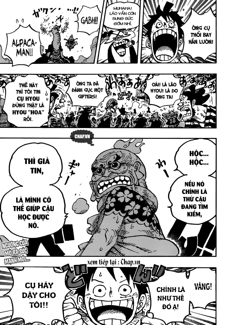 One Piece Chap 939 - Truyen.Chap.VN