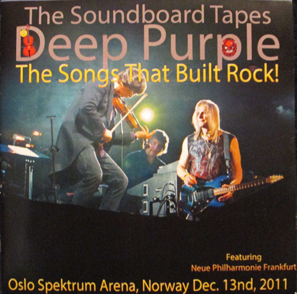 Deep Purple – The Soundboard Tapes (Live) (Bootleg)