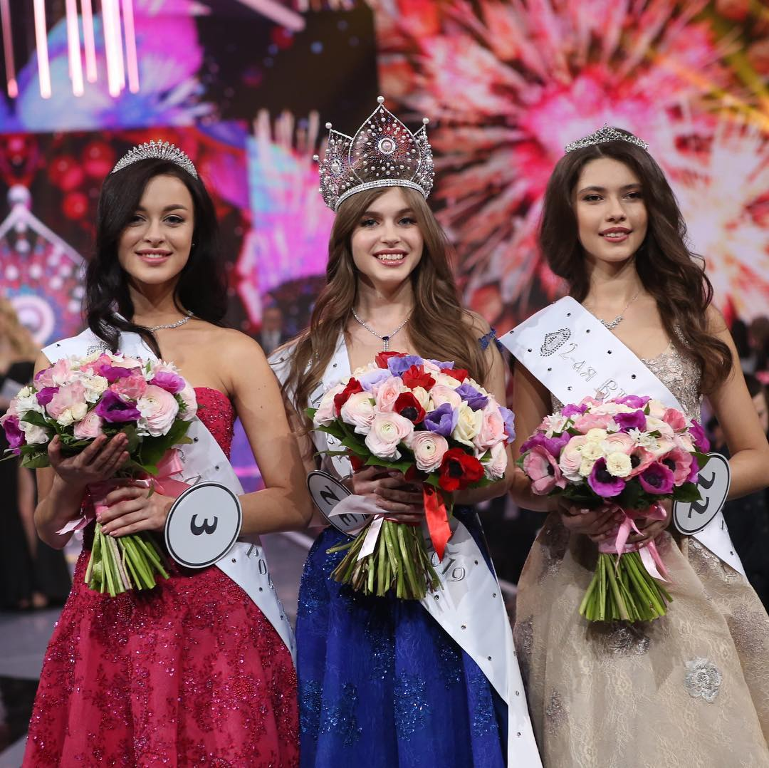 alina sanko vence miss russia 2019. Vrgepr6a