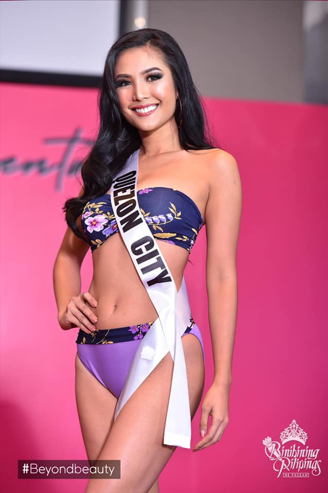 candidatas a binibining pilipinas 2019 em swimsuit (durante press conference). - Página 4 6n56bnl8