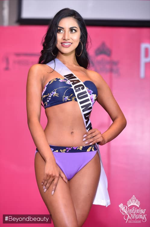 candidatas a binibining pilipinas 2019 em swimsuit (durante press conference). - Página 4 99enbopt