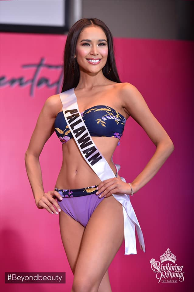 candidatas a binibining pilipinas 2019 em swimsuit (durante press conference). - Página 4 Dbdh6zrq