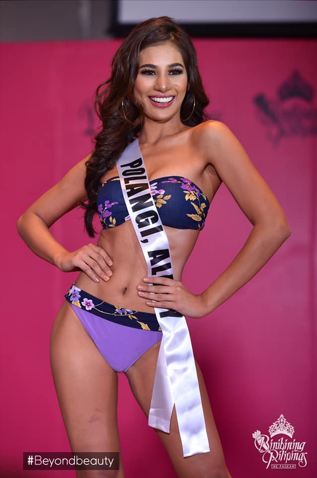 candidatas a binibining pilipinas 2019 em swimsuit (durante press conference). - Página 2 I852tq45