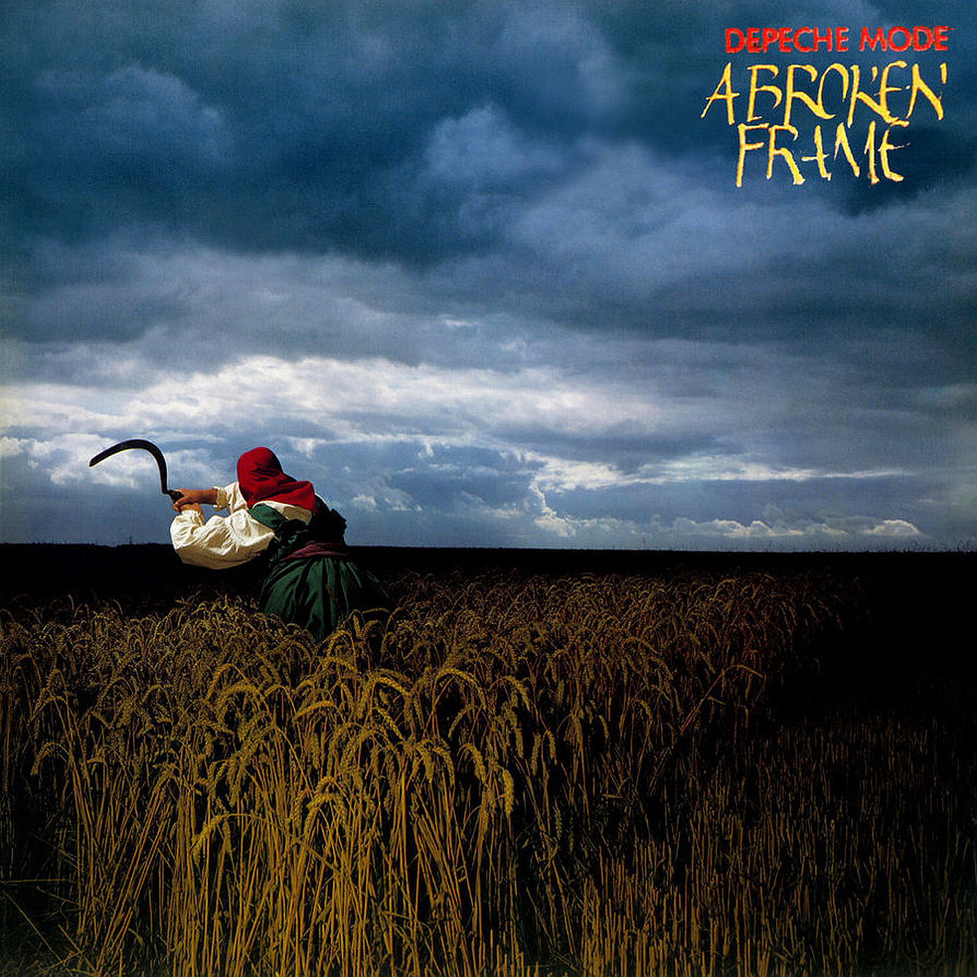Depeche Mode – A Broken Frame (Reissue)