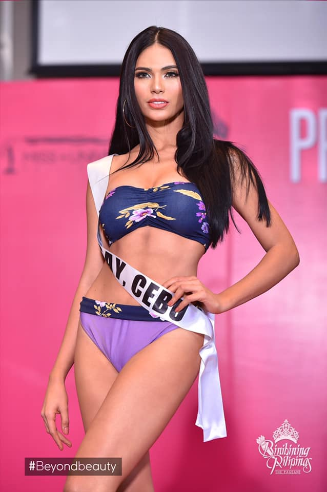 candidatas a binibining pilipinas 2019 em swimsuit (durante press conference). - Página 2 Zdsx4hxu