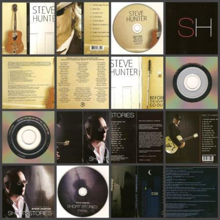 Steve Hunter - Collection [2008-2017] (2019) FLAC