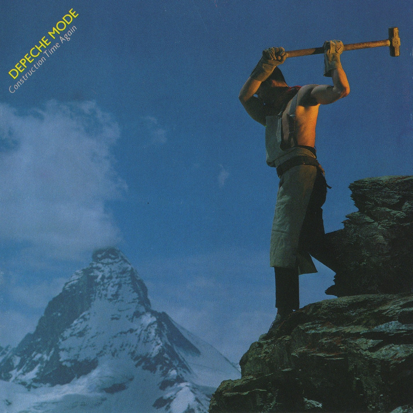 Depeche Mode – Construction Time Again (Reissue)