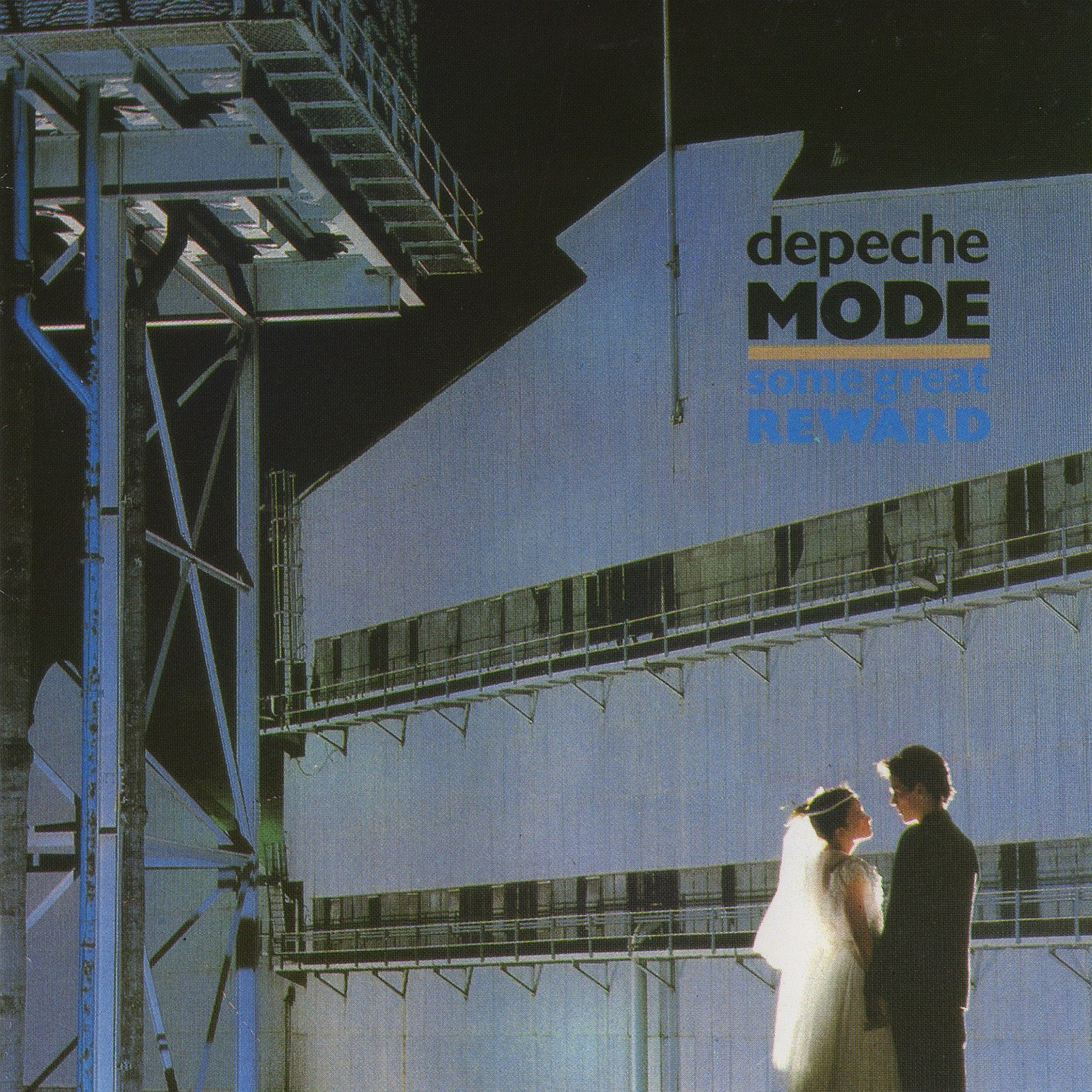 Depeche Mode – Some Great Reward (Reissue)