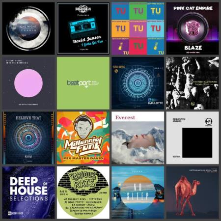 Beatport Music Releases Pack 851 (2019)