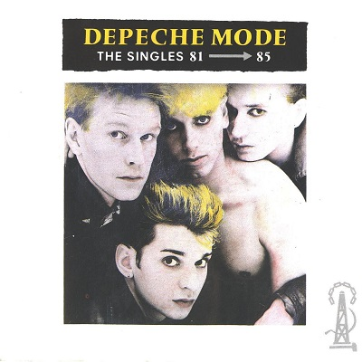 Depeche Mode –  The Singles 81 – 85