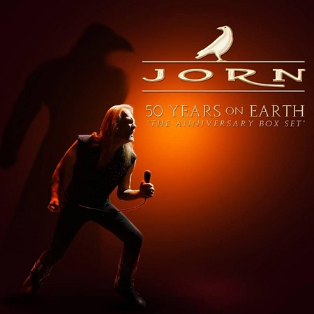 Jorn (Jorn Lande) - 50 Years on Earth (The Anniversary Box Set) (2018) FLAC