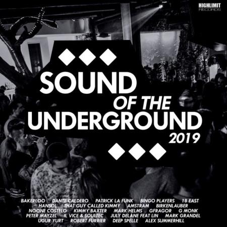 Sound Of The Underground 2019 (2019)