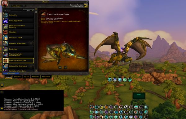 How I Farmed all Rare Mounts in WoW Within a Week [TLPD