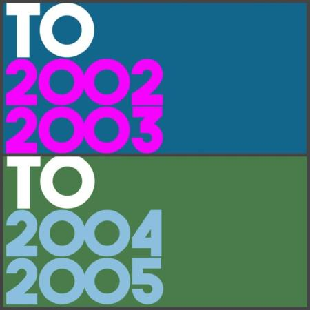 HDC Present Back To 2002 and 2003, 2004 and 2005 (2017-2018) FLAC
