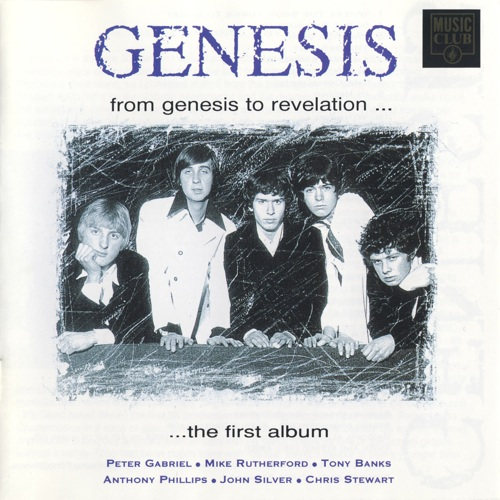 Genesis – From Genesis To Revelation (Limited Edition)