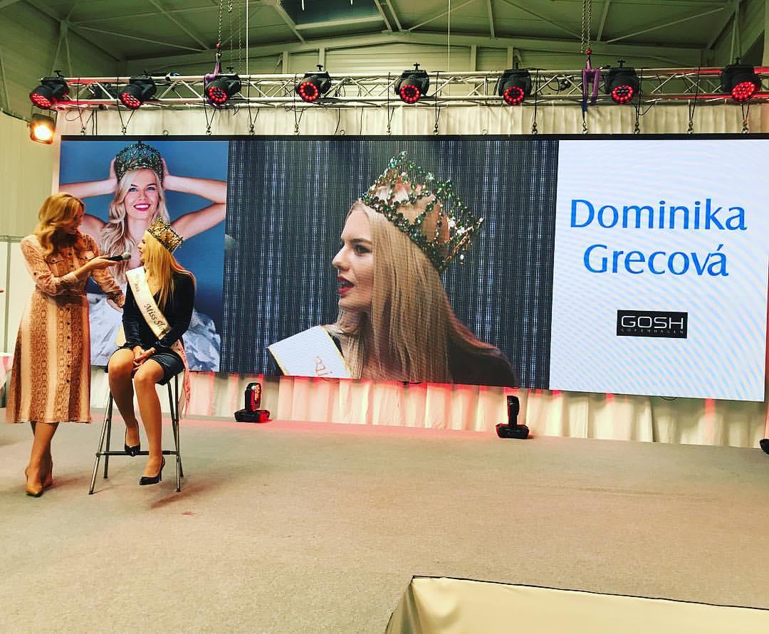 candidatas a miss slovensko 2019. final: 27 de abril. - Página 7 Aqenmxt7