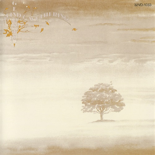 Genesis – Wind & Wuthering (Japanese Edition)