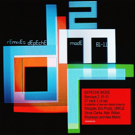 Depeche Mode – Remixes 2. 81-11