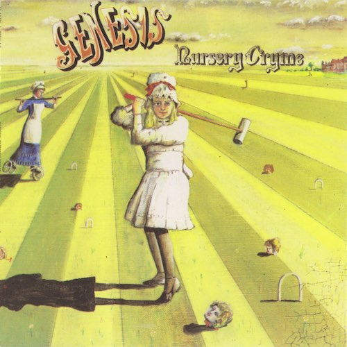 Genesis – Nursery Cryme (Japanese Edition)