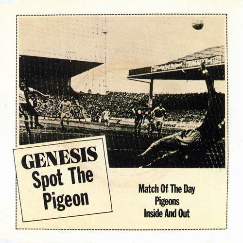 Genesis – Spot The Pigeon