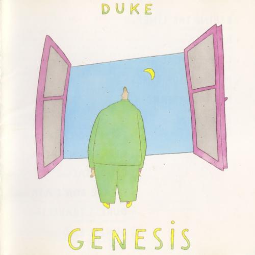 Genesis - Duke (Reissue)