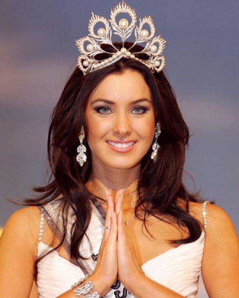 Natalie Glebova, Miss Universo 2005, estará en Señorita Panamá 2019 Plfezzgd