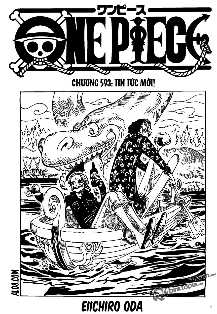 One Piece Chap 593 - Truyen.Chap.VN