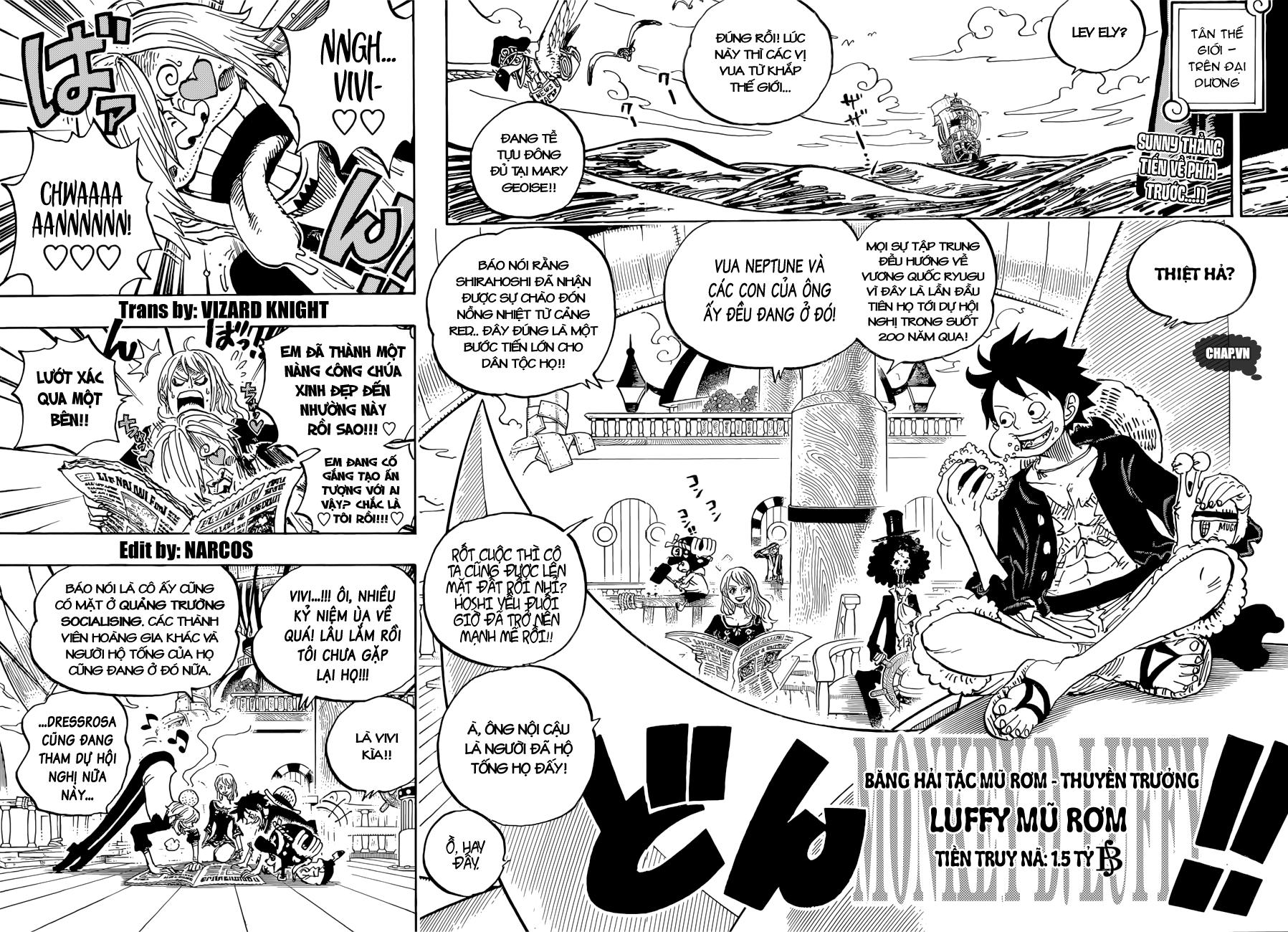 One Piece Chap 910 - Truyen.Chap.VN