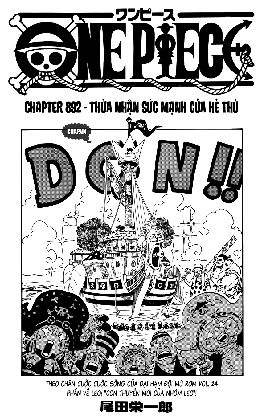 One Piece Chap 892 - Truyen.Chap.VN
