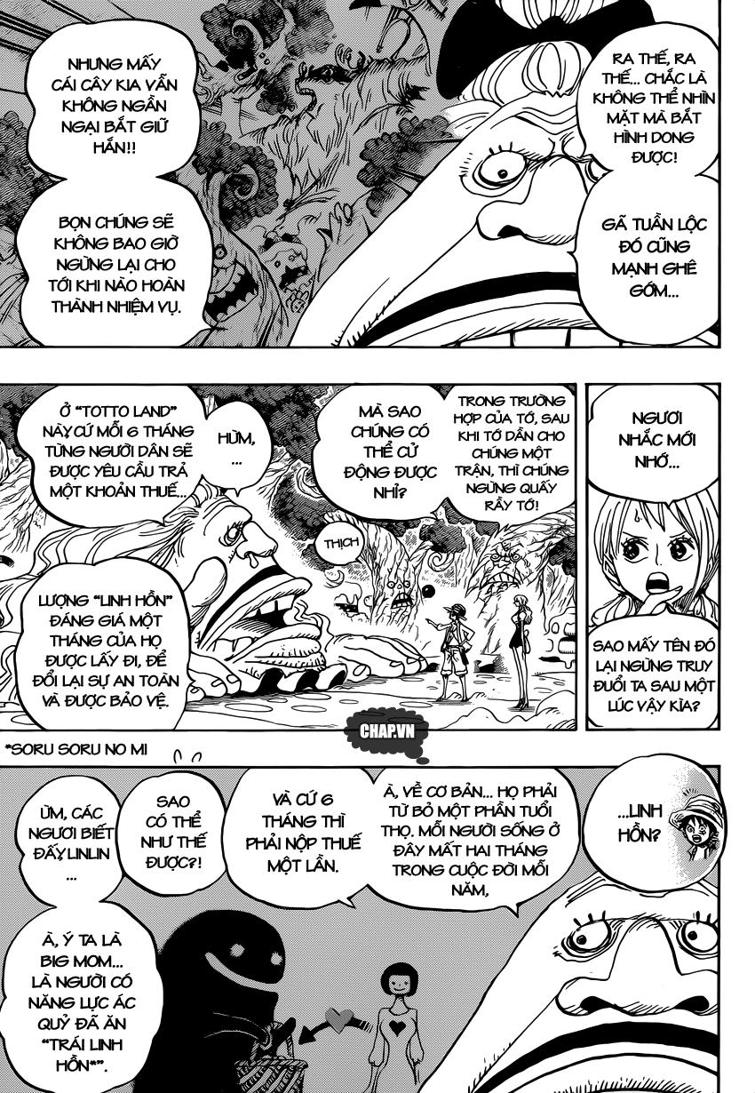 One Piece Chap 835 - Truyen.Chap.VN