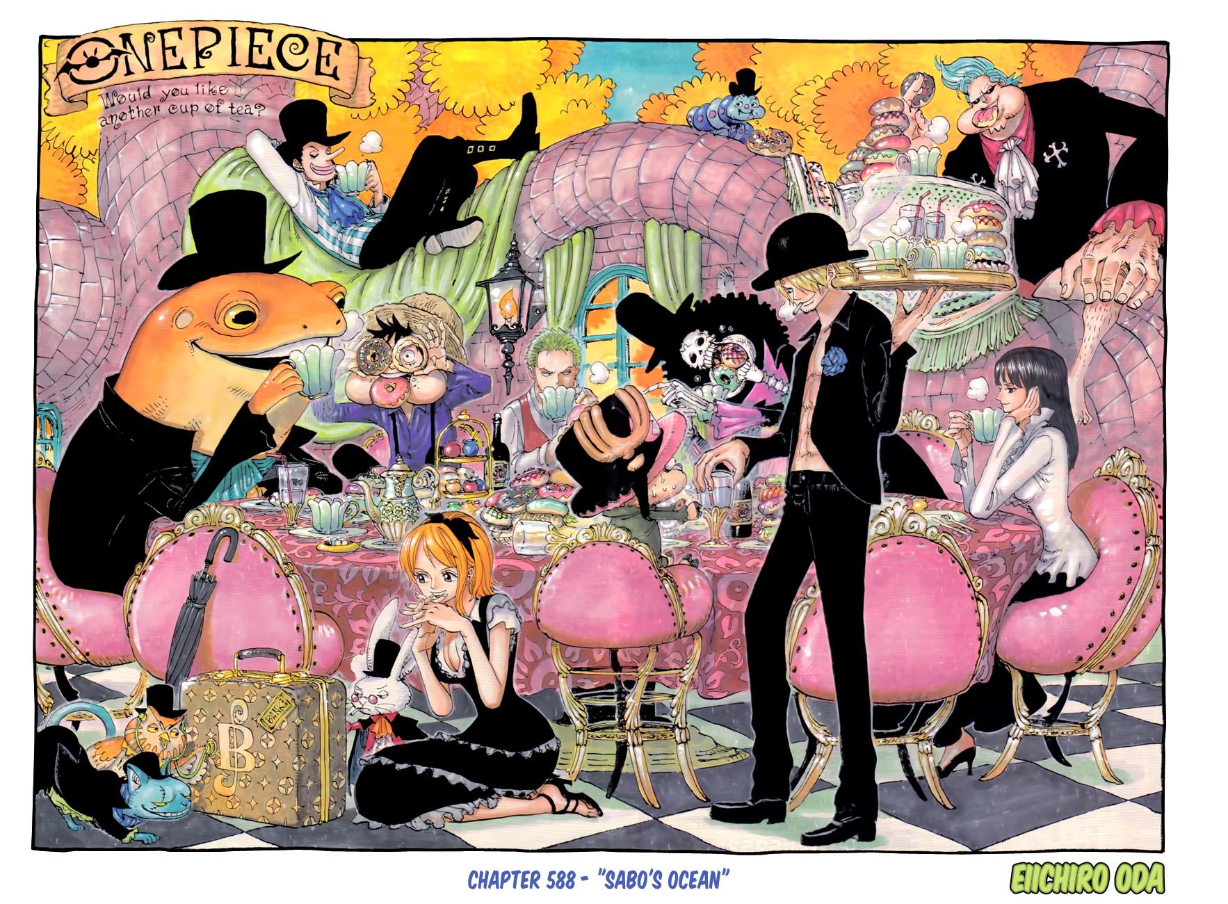 One Piece Chap 588 - Truyen.Chap.VN