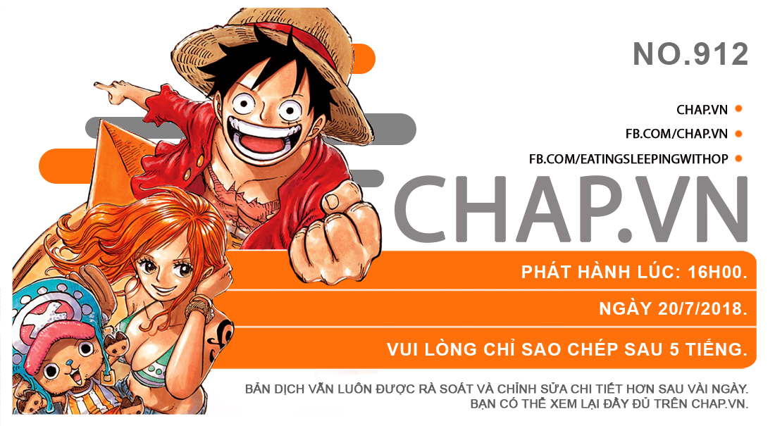 One Piece Chap 912 - Truyen.Chap.VN
