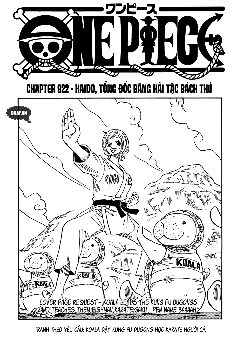 One Piece Chap 922 - Truyen.Chap.VN