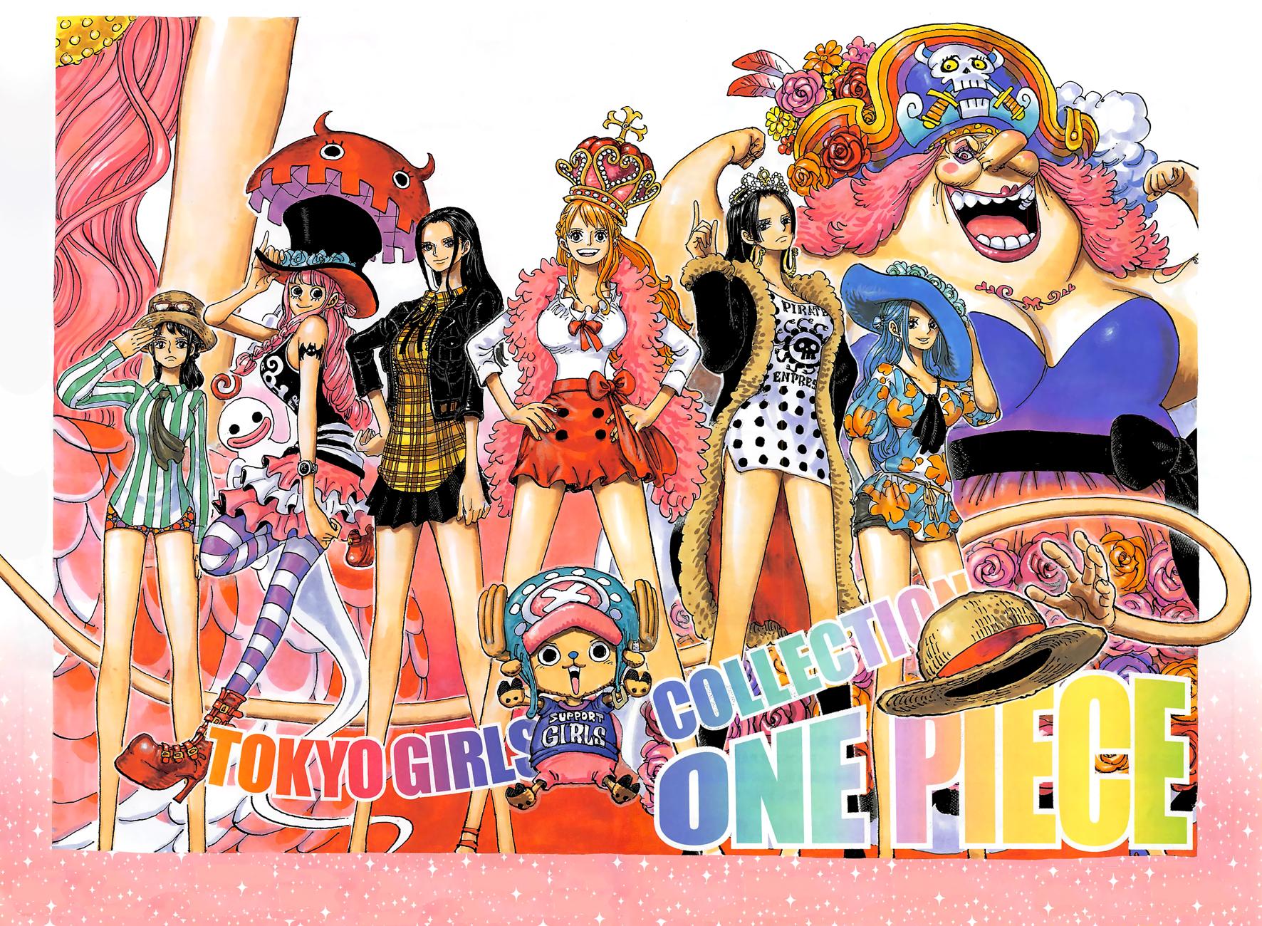 One Piece Chap 921 - Truyen.Chap.VN
