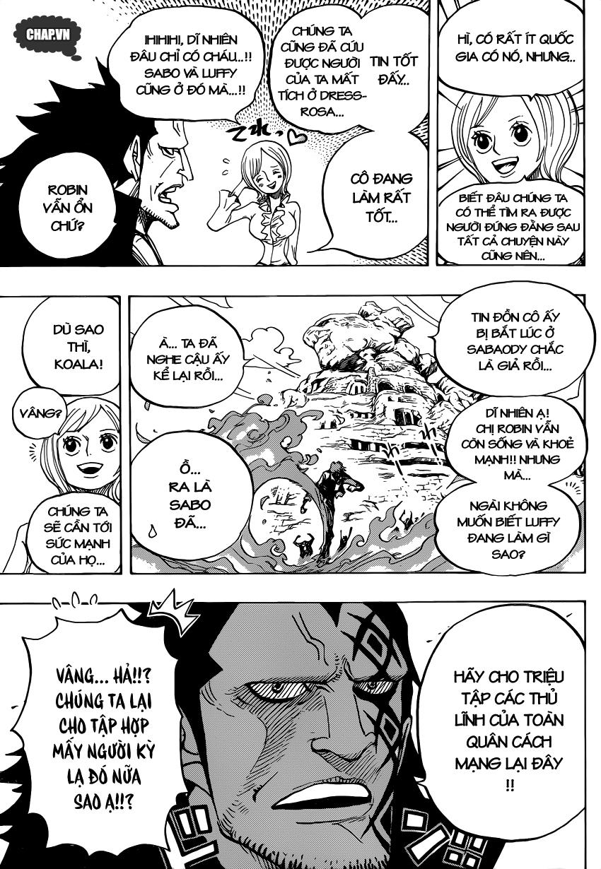One Piece Chap 803 - Truyen.Chap.VN