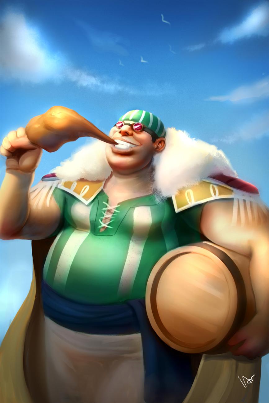 One Piece Chap 804 - Truyen.Chap.VN