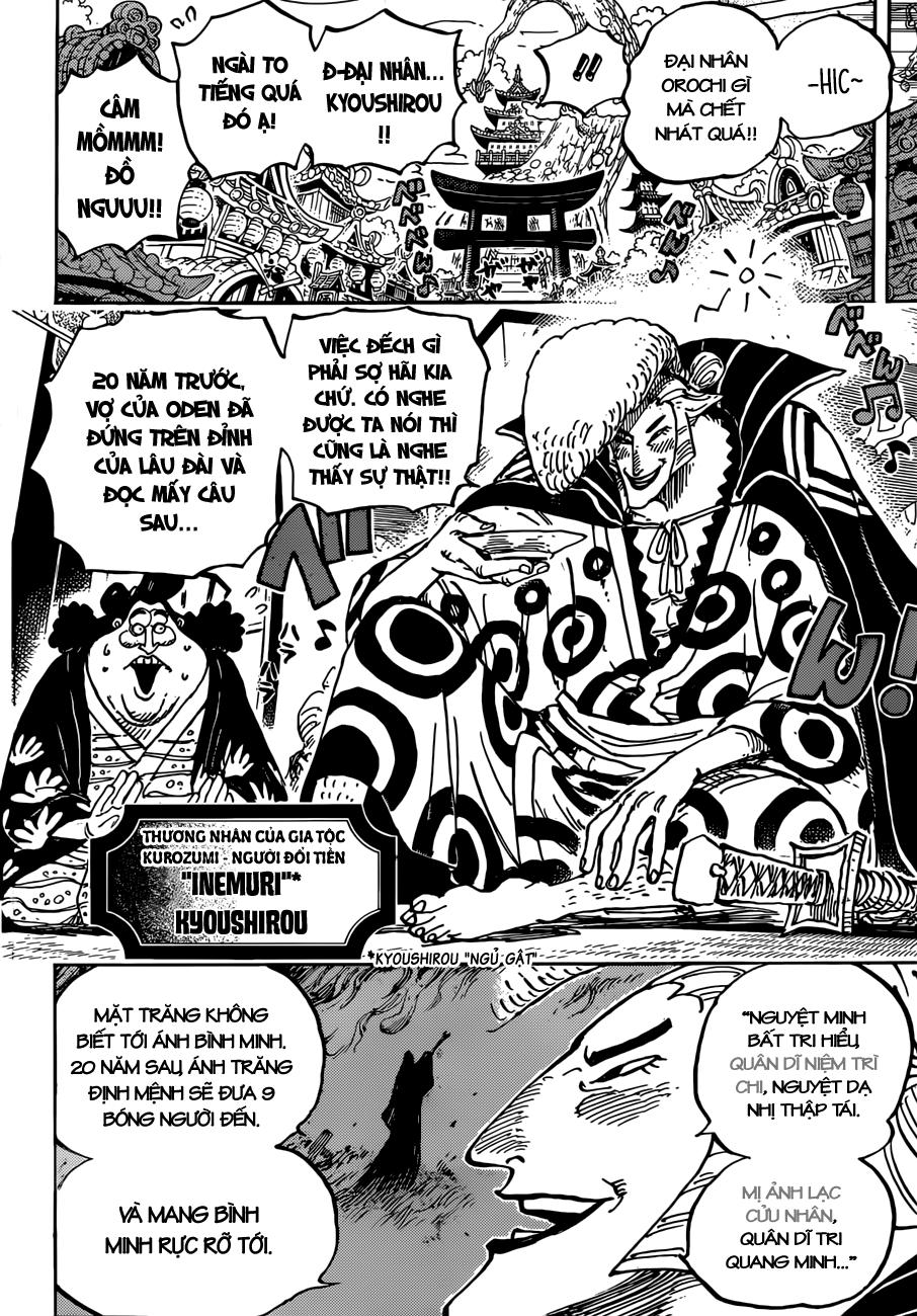 One Piece Chap 919 - Truyen.Chap.VN