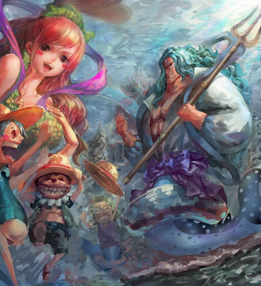 One Piece Chap 829 - Truyen.Chap.VN