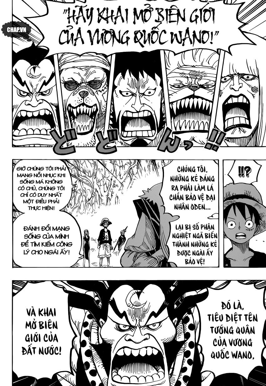One Piece Chap 819 - Truyen.Chap.VN