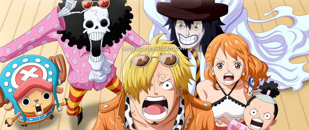 One Piece Chap 823 - Truyen.Chap.VN