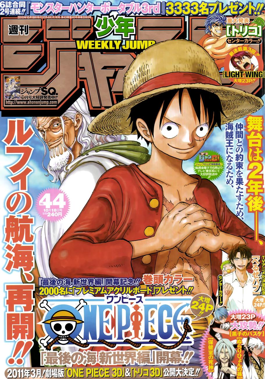 One Piece Chap 598 - Truyen.Chap.VN
