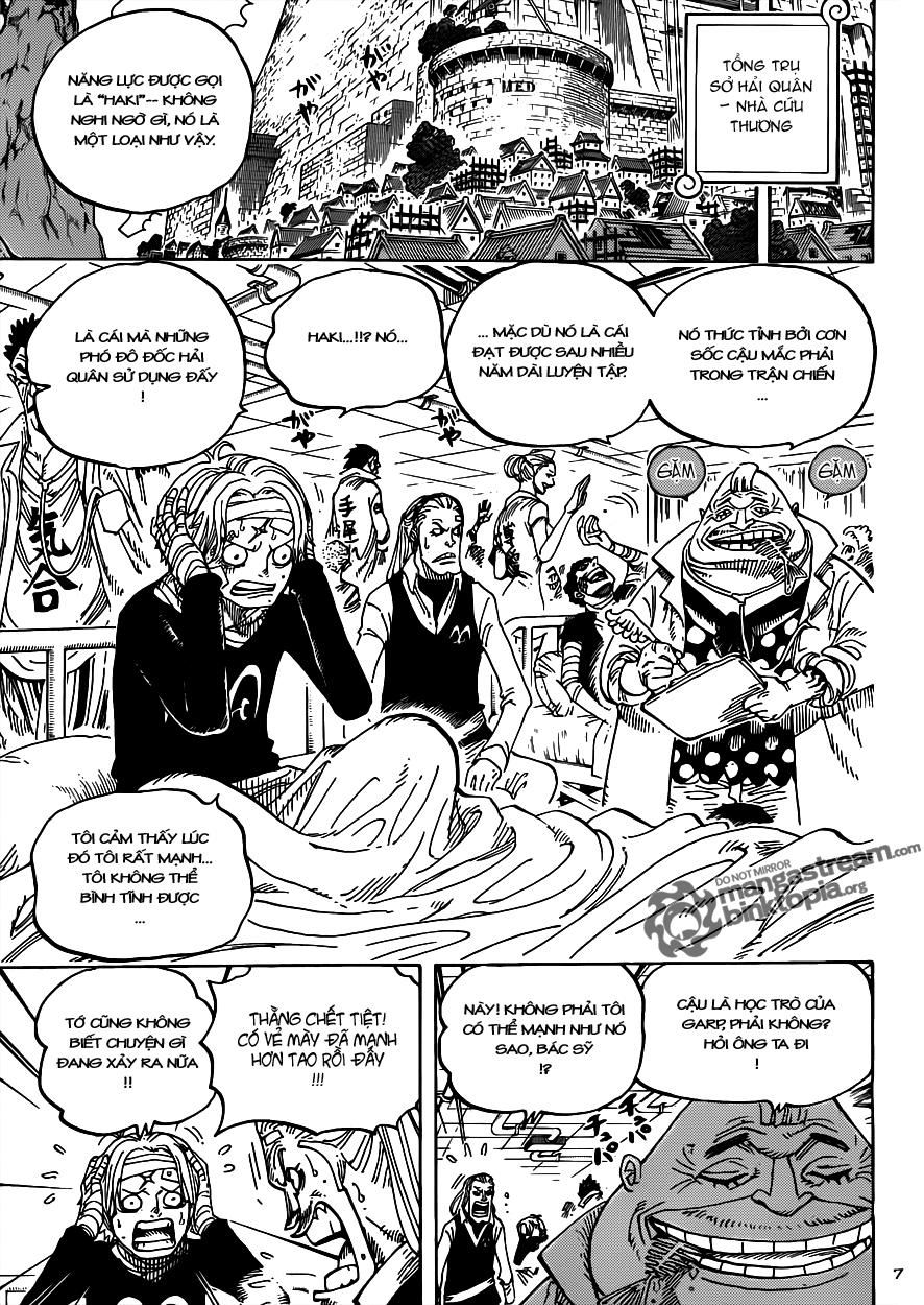 One Piece Chap 594 - Truyen.Chap.VN