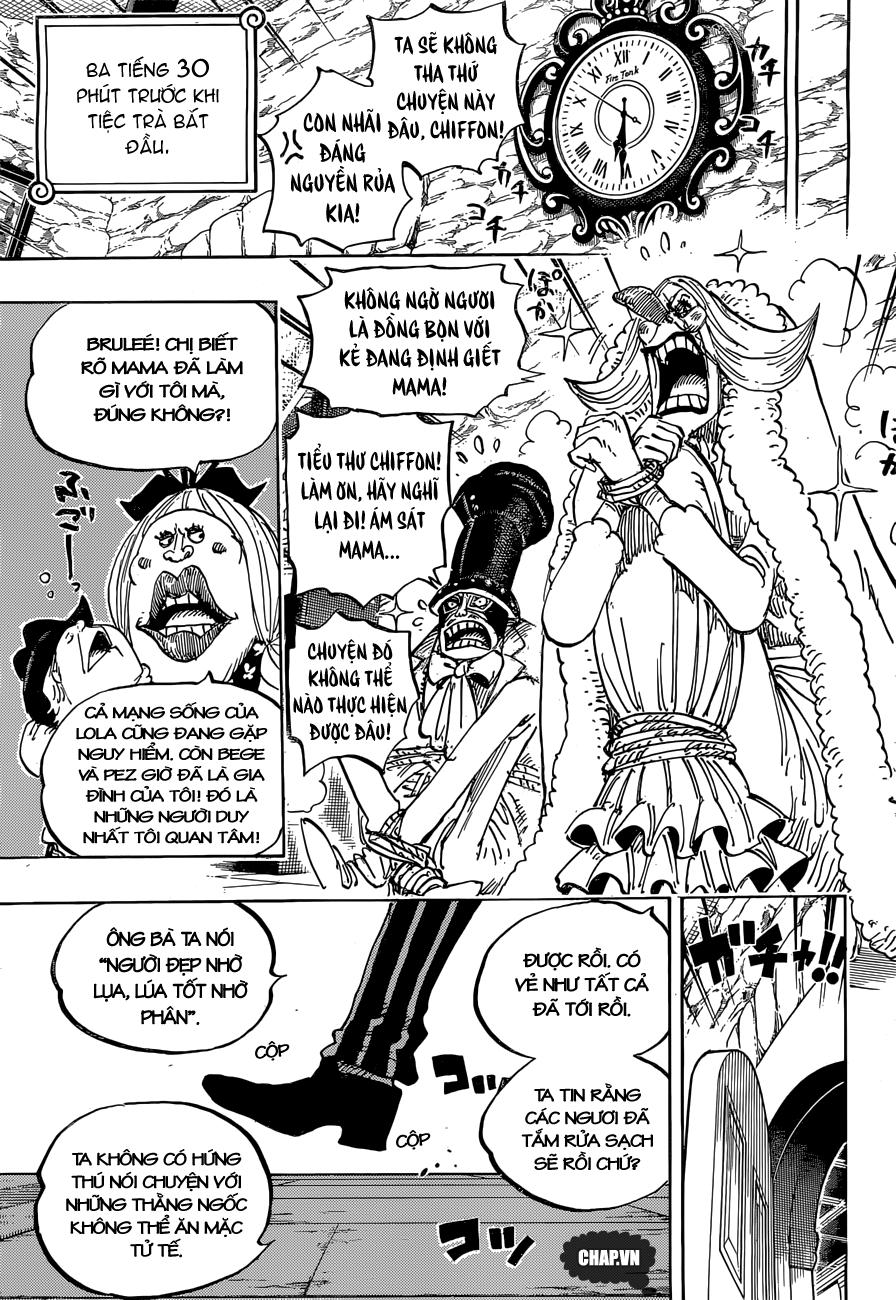 One Piece Chap 858 - Truyen.Chap.VN