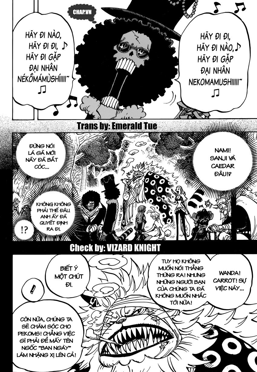 One Piece Chap 814 - Truyen.Chap.VN