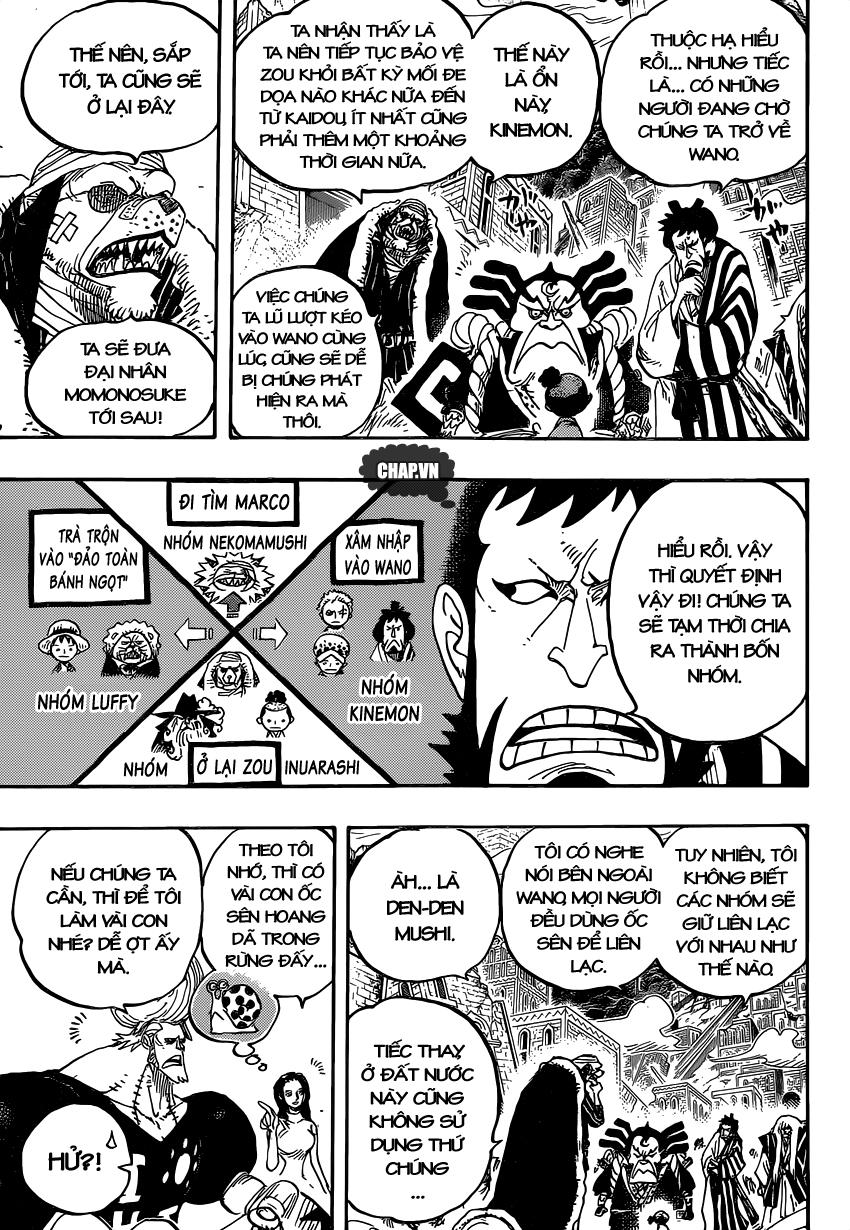 One Piece Chap 822 - Truyen.Chap.VN