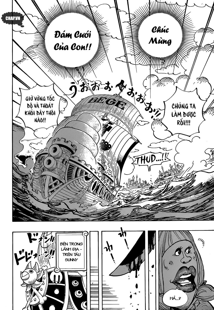 One Piece Chap 887 - Truyen.Chap.VN