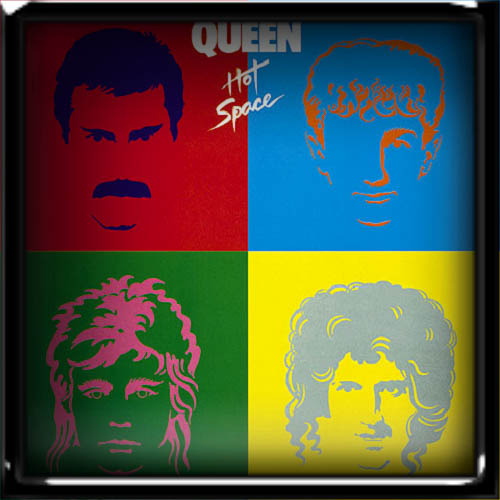 Queen - Hot Space 2019